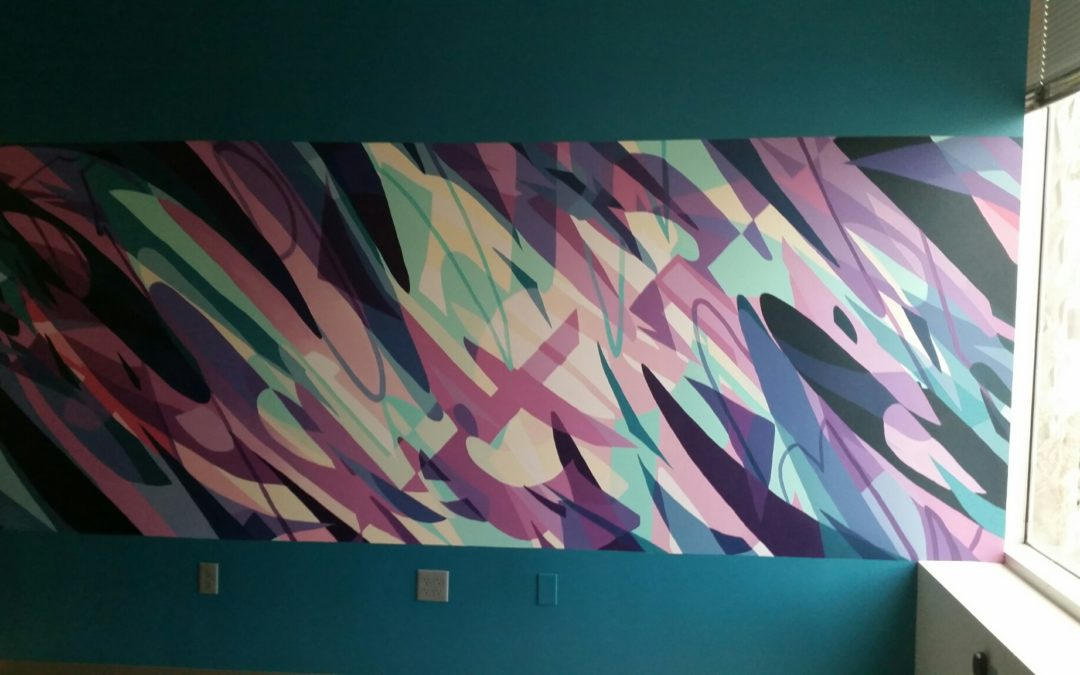 Be Creative Mural